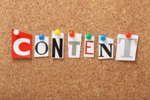 Content Corkboard